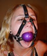Gagged, Blindfolded and Helpless