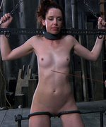 PD wastes no time with a slut as hot as 412. They have history, so she knows exactly what to expect; tight bondage and sadistic punishments