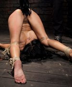 Beretta is put through sadistic torment, brutal orgasms, all to prove to her that failure is not an option