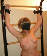 Belgian Slavegirl in Severe BDSM Session